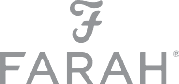leading labels farah logo
