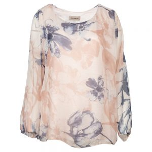 Bassini Chiffon Top