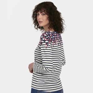 Joules Harbour Printed Top