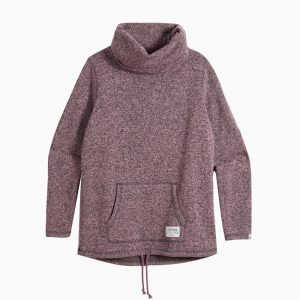 Animal Womens Huddle Fleece