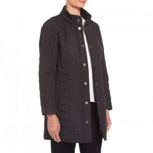 Tigi Womens Quilted Coat