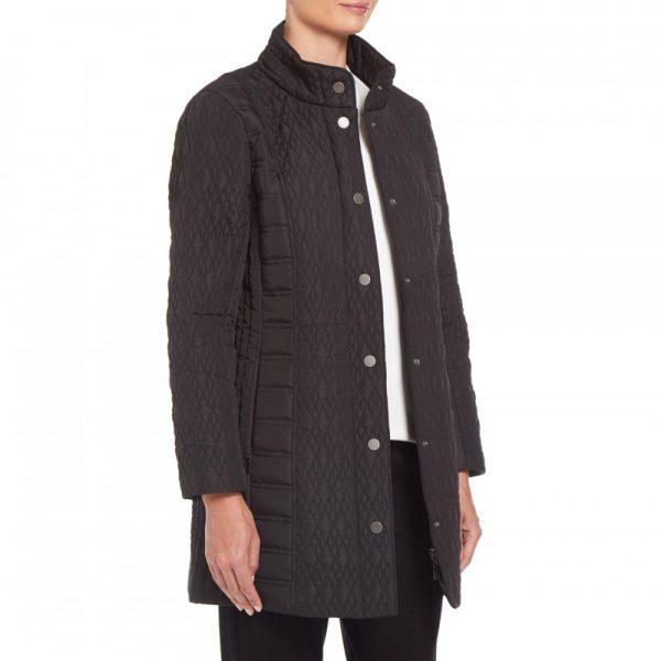 Tigi Womens Quilted Coat