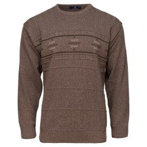 Horizontal Carson Jacquard Sweater
