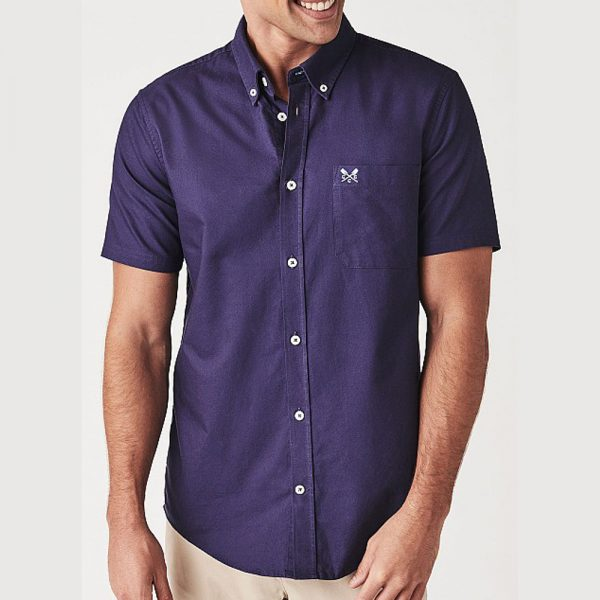 Crew Oxford Short Sleeve